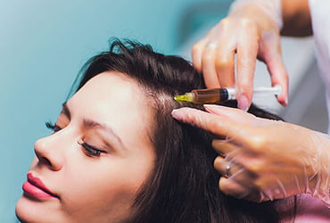 PRP Hair Therapy